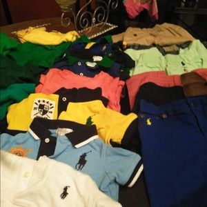 Ralph Lauren Toddler Clothing